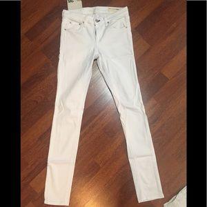 🆕 Rag & bone white jeans 👖 size 26